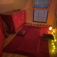ambiance cocooning rebozo