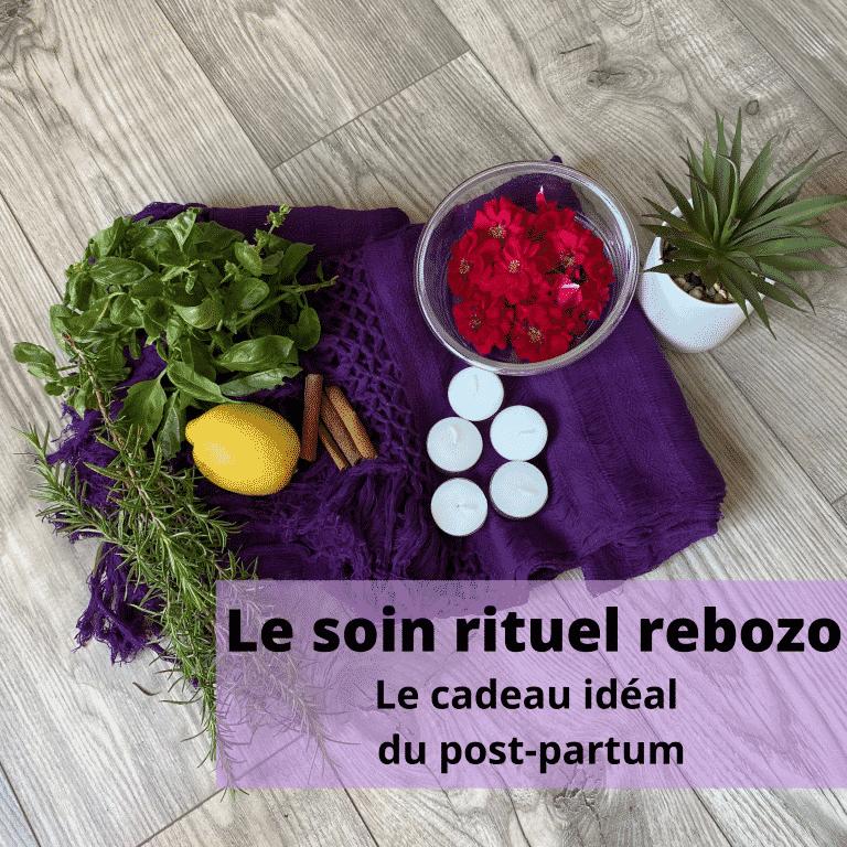 Le soin rituel rebozo – Le cadeau idéal du post-partum