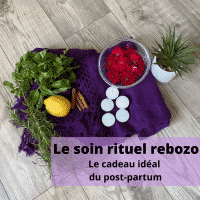 le soin rituel rebozo le cadeau idéal du post-partum